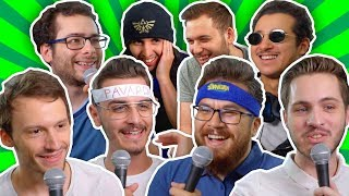 LE GRAND TOURNOI DES YOUTUBERS (Mario tennis)