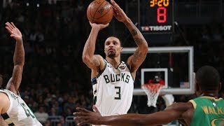 Highlights: Bucks 128 - Celtics 123 | 1.16.20