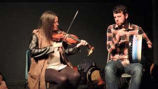Colm Phelan: reels, recital of tutors - Craiceann 2014 video notes
