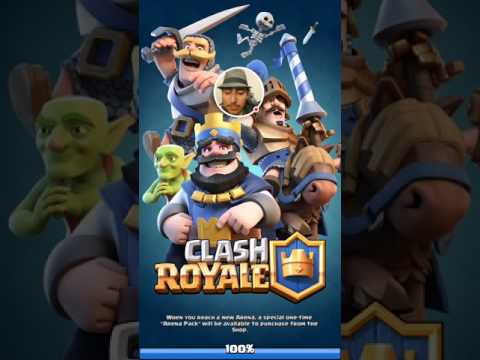 Super magical chess news blood and hog rider deck //clash royale