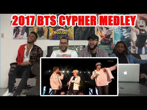 2017 BTS Cypher Medley Reaction/Review