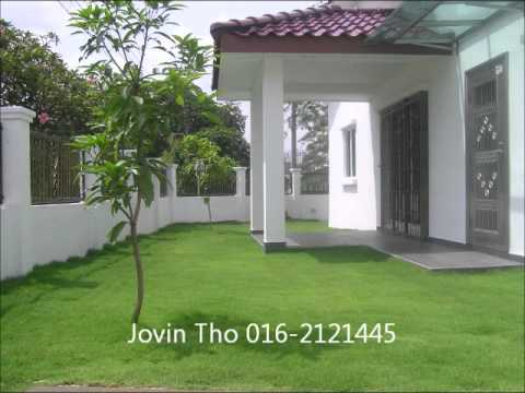Happy Garden Corner House for Sale.wmv - YouTube