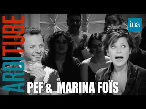 Interview de Marina Foïs et Pierre-François Martin Laval - Archive INA