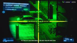 BattleField 3: Part 17 Walkthrough - Mission 9: Night Shift (2 of 3)