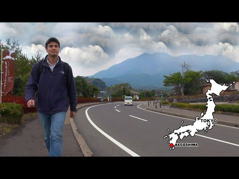Volcano Hiking Adventure | Kagoshima Sakurajima ★ ONLY in JAPAN