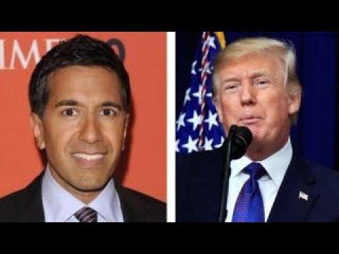 CNN doctor says President Trump has heart disease