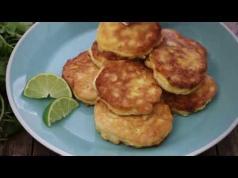 How to Make Easy Fresh Corn Fritters | Appetizer Recipes | Allrecipes.com