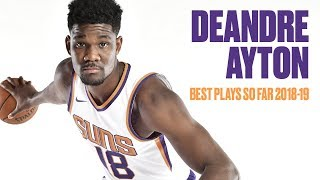 Deandre Ayton is a BULLY | Top Plays From No. 1 Pick's Early Career