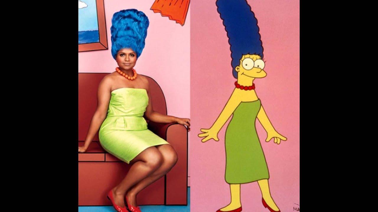 Marge Simpson Fotos Sexi - Youtube-4580