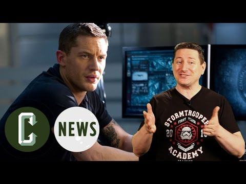 Venom Movie Casts Tom Hardy | Collider News