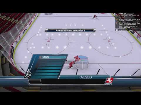 NHL 2K9 (PS3) - худший хоккей от 2K? Так ли это? что с геймплеем спустя 11 лет? (озвучка) /18+/