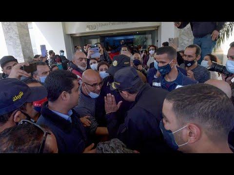 تعيين مدير جديد لوكالة الأنباء التونسية: إضراب عام في 22 أبريل تنديدا بـ-تسييس- الإعلام  - نشر قبل 19 ساعة