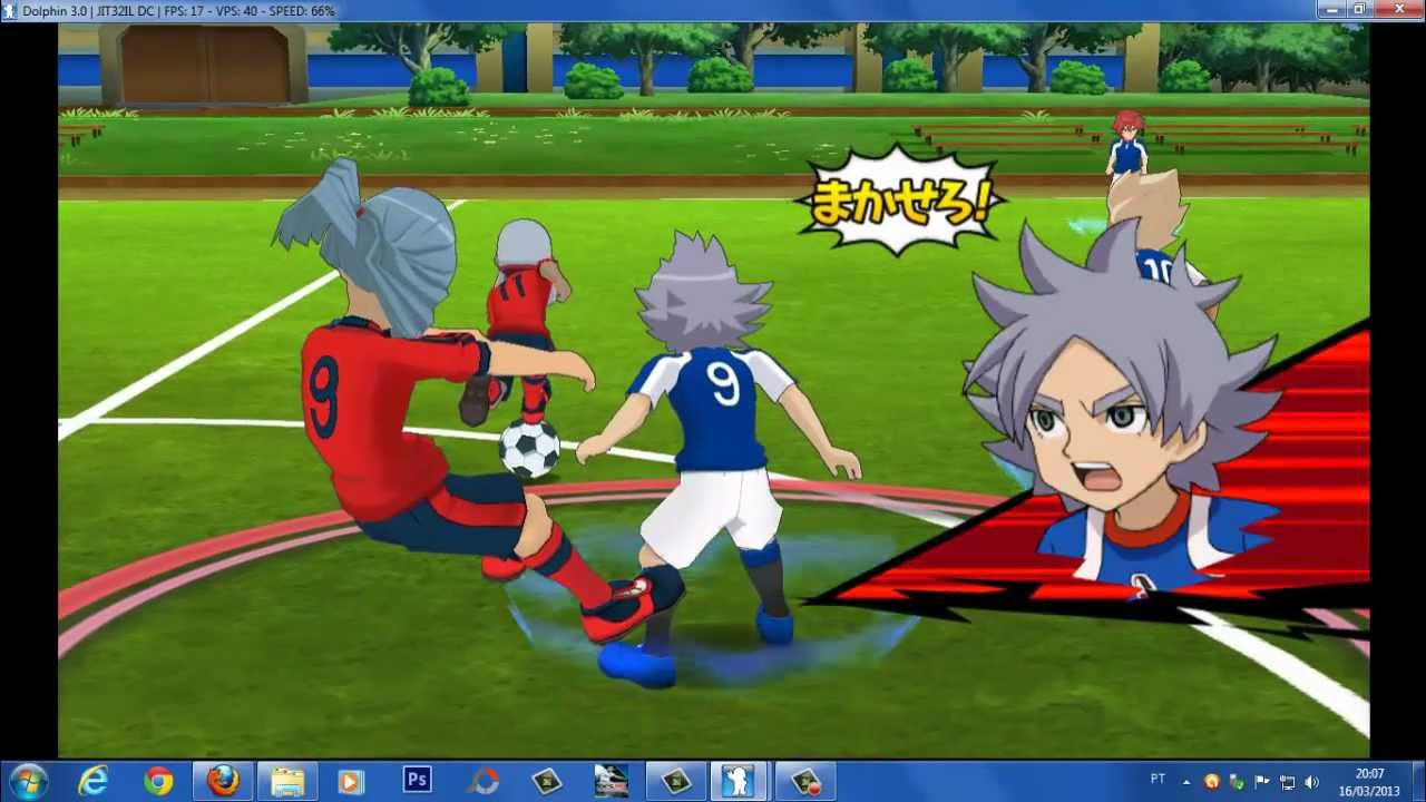 Download Game Inazuma Eleven Strikers Pc Softonic