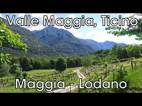 Roundhike in Vallemaggia:
