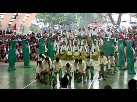 Tanjay High School Legislated on their Budbud Festival Finally 2012