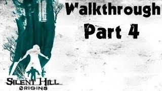 Silent Hill: Origins - Walkthrough Part 4 - The Streets of Silent Hill Part 1