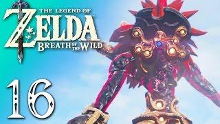 ZELDA BREATH OF THE WILD #16 | L'ombre de vent de Ganon thumbnail