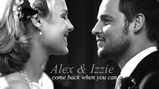 alex+izzie   come back if you can