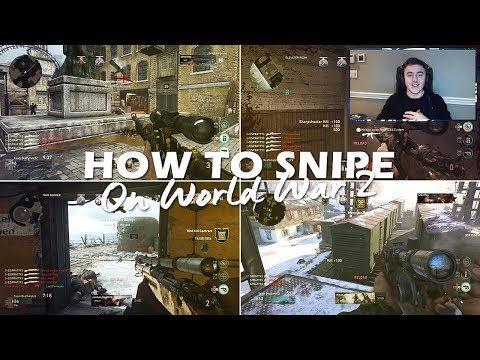 How To Snipe On CoD WWII