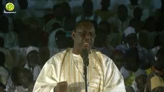 Les promesses du Président Macky Sall sur la Ville Sainte de Touba