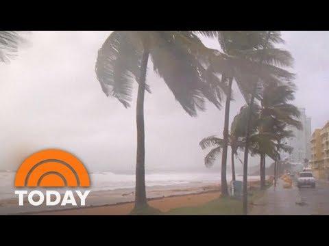 Hurricane Irma Slams Puerto Rico, Virgin Islands; At Least 8 Dead | TODAY