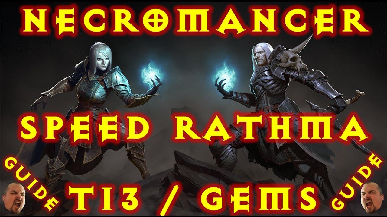 Necromancer Build Diablo  Summoner