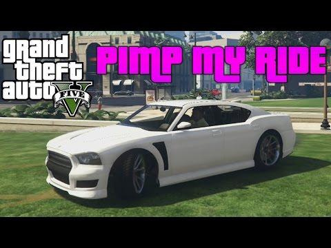 GTA 5 - Pimp My Ride #135 | Bravado Buffalo S (Dodge Charger) | Car Customization!