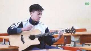 """Nam Duy - 2k Guitar solo """"Đi để trở về"""" quá đỉnh!"""