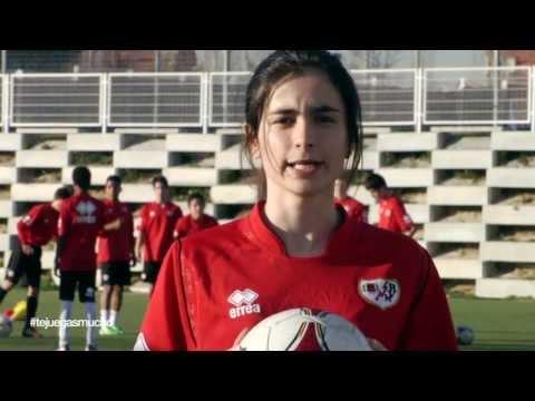 Te juegas mucho: fútbol y mujer