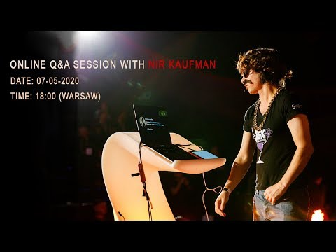 Q&A With Nir Kaufman -