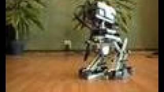 NXT Lego Biped Robot Walker  DINO 5B