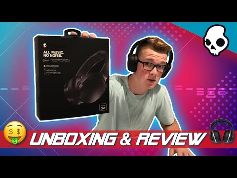 Skullcandy Venue ANC Headphones Review - Are They Any Good?