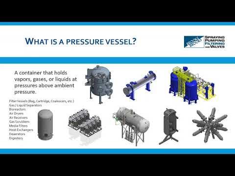 Pressure Vessel Fundamentals   Part One