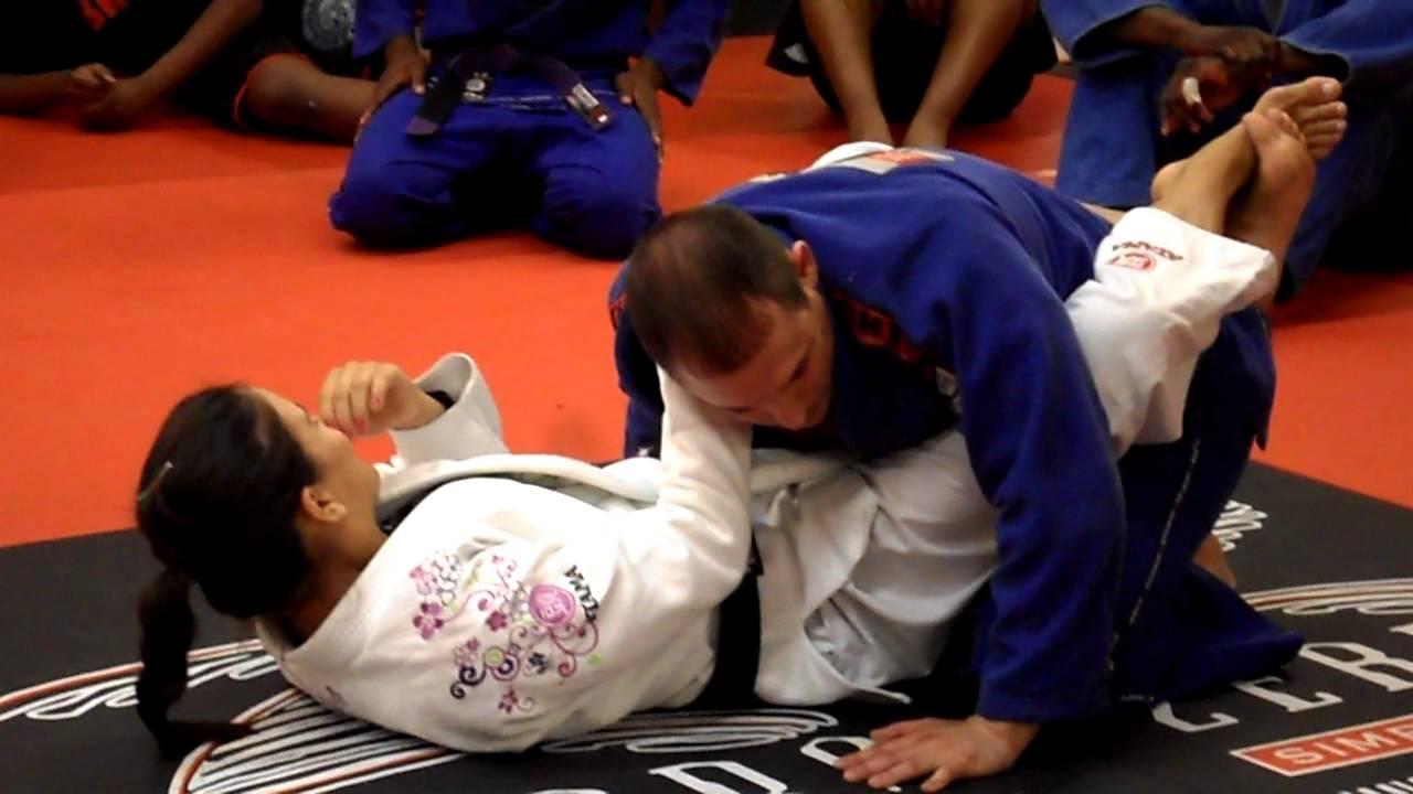 picture VIDEO Kyra Gracie