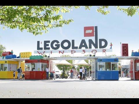 LEGOLAND Windsor Vlog August 2014