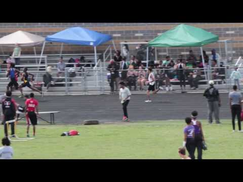 March 25, 2017 Lenny Lyles 400m