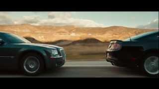 Car Chase - [complete bluray scene] - Drive (2011)