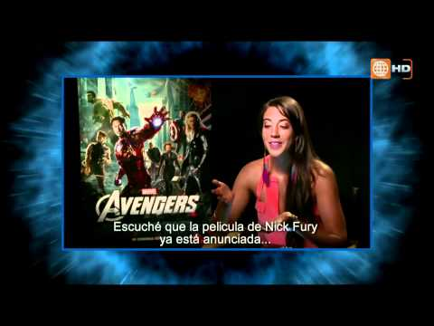 The Avengers Entrevista Interview Samuel L. Jackson Tom Hiddleston Cinescape HD