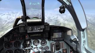 Digital Combat Simulator  Su-27 - first flight