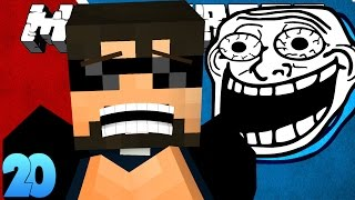 Minecraft Factions | TROLL RAIDS?! [20]