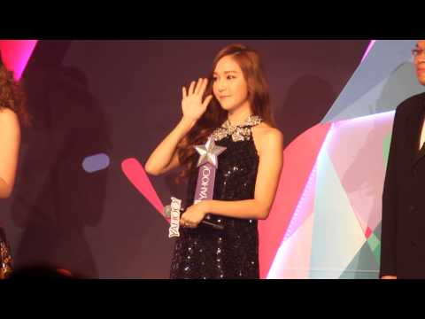 [Fancam] 141208 Hot Search for Female Korean Artist