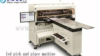 ASCEN  high speed led SMD machine led aluminium board pick and place machine free porn girl online