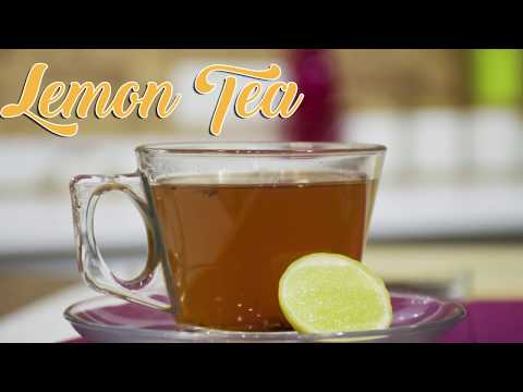 Lemon Tea | Chef Harpal Singh | Tea Story