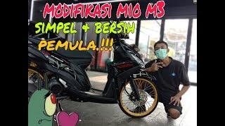 Mio m3 modifikasi ala ala thailook
