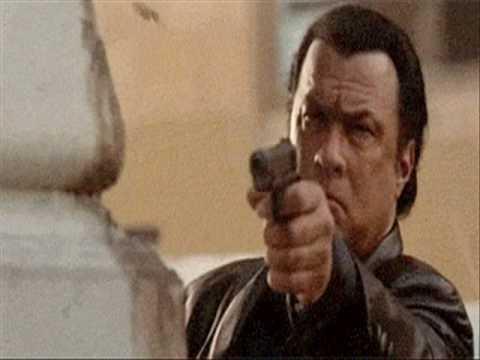 Steven Seagal shoots k...