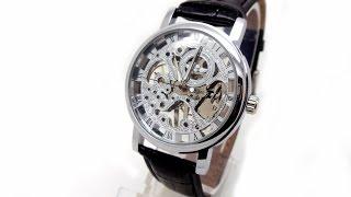видео Louis Vuitton - каталог часов
