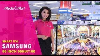 Smart Tivi Samsung 55 inch 55NU7100 - Sống động từng khoảnh khắc