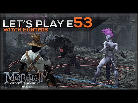Witch Hunters - Monday kNight Mordheim - Let's Play E53 - [Brutal] [Cult of the Possessed] [Daemon]
