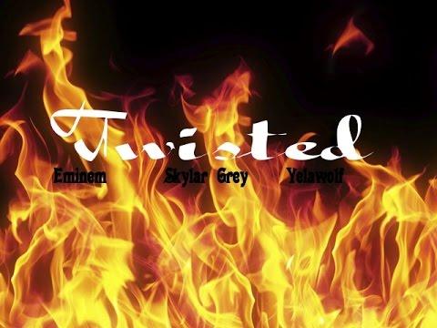 Eminem Ft Skylar Grey & Yelawolf - Twisted (Music Video)