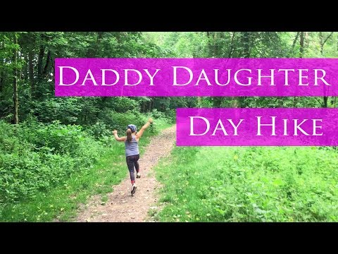 Daddy Daughter Day Hike!! | Sippo Lake Park Ohio | Stark Parks | Hiking With Kids